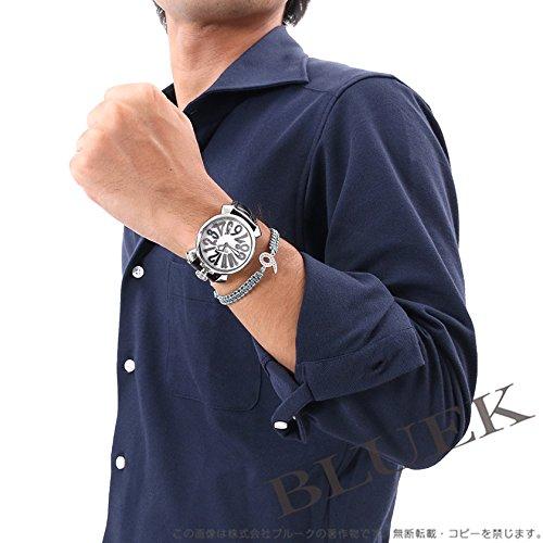 ガガミラノ GaGa MILANO 腕時計 マヌアーレ40MM ユニセックス 5020.5[並行輸入品]