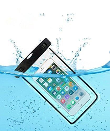 iPhone防水ケースバッグ、Newellユニバーサル防水Dirtproofケースバッグfor Max、LG、NEXUS、iPhone、SAMSUNG、HTC、Sony Xperia、Nokia Lumia 5828111