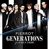 SOUND OF LOVE♪GENERATIONS from EXILE TRIBEのジャケット