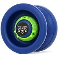 YoYoFactory Velocity (Blue with Lime Green Dial) [並行輸入品]