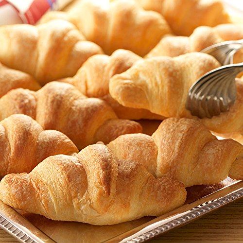低糖質クロワッサン(低糖工房)糖質制限やダイエットにおすすめ! (1個あたり糖質1.3g 低糖質クロワッサン 35g×10個)