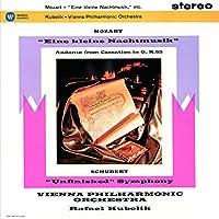 シューベルト:交響曲第8番「未完成」&モーツァルト:アイネ・クライネ・ナハトムジーク/他