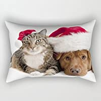 Pillow Cases Of Dogs,for Birthday,valentine,home Theater,outdoor,indoor 18 X 26 Inches / 45 By 65 Cm(twin Sides)