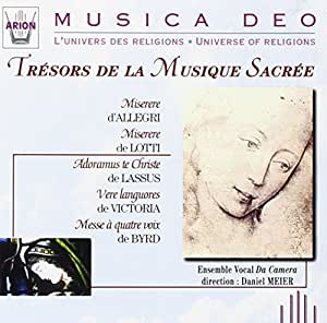 Treasures of Sacred Music Vol1