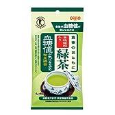 食事のおともに食物繊維入り緑茶