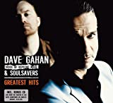 DAVE GAHAN & SOULSAVERS Greatest Hits / Live From The Theatre at Ace Hotel Los Angeles USA 2015 Angels and Ghosts Tour 2CD set in Digipak [CD Audio]