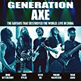 Generation Axe: Guitars..