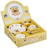 「 それいけ!アンパンマン 」 お子様食器 ギフトセット M 子供用 食器 金正陶器 kanesho toki 074740
