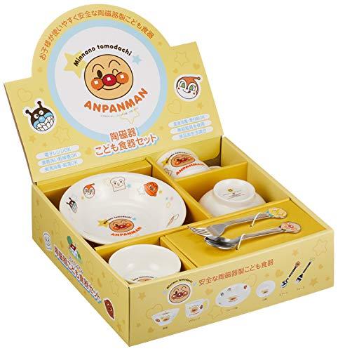 「 それいけ!アンパンマン 」 お子様食器 ギフトセット M 子供用 食器 074740