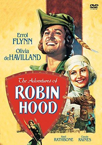 ロビン・フッドの冒険(1枚組) [DVD]の詳細を見る