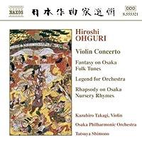Violin Concerto by H. Ohguri (2013-05-03)