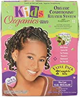 Africa's Best Kids Organic Relaxer Regular Value Pack (並行輸入品)