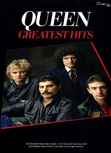 Queen: Greatest Hits - Guitar ...