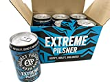 クラフトビール FUJIZAKURA BEER PROJECT エクストリームピルスナー【EXTREME PILSNER】6缶セット 地ビール(350ml×6缶)
