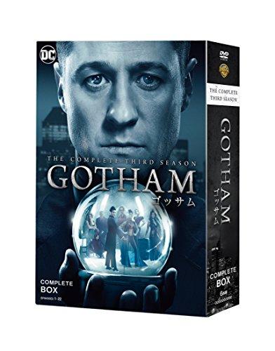 GOTHAM/ゴッサム〈サード・シーズン〉 コンプリート・ボックス[DVD]