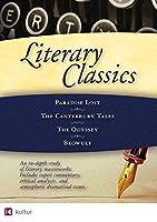 Literary Classics: Odyssey Beowulf Divine Comedy [DVD]