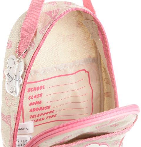 [バンダイ] BANDAI くまのがっこう シューズバッグ  KG141 pink (pink)