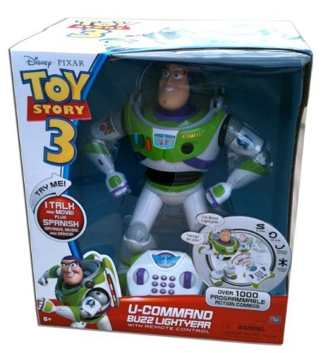 RoomClip商品情報 - Disney Pixar Toy Story 3 U-Command Buzz Lightyear by U-Command [並行輸入品]