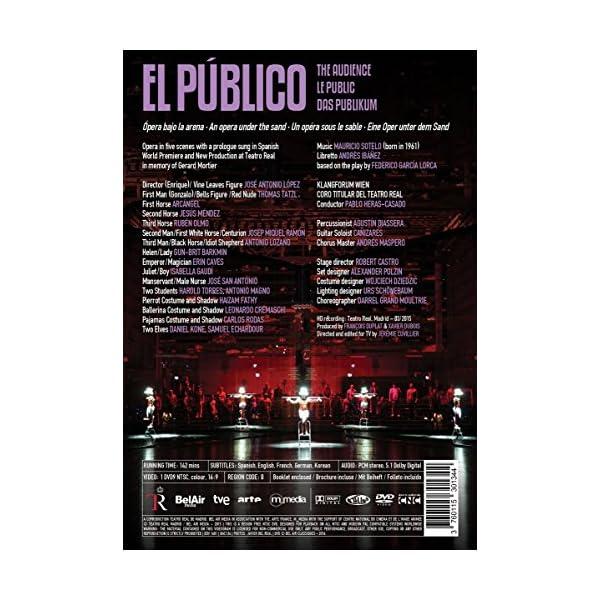 Sotelo: El Publico [DVD]の紹介画像2