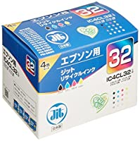 ジット JITインク IC4CL32対応 JIT-E324P 00985465 【まとめ買い3個セット】