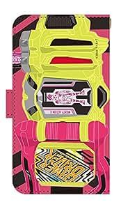 【公式】 仮面ライダーエグゼイド 手帳型 スマホ ケース Xperia X Compact(SO-02J) ライダーベルト