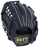 ZETT(ゼット) 少年野球 軟式 グラブ (グローブ) グランドヒーローライジング オールラウンド ピッチャー 内野手 外野手 左投用 ブルー(2300) RH BJGB72850