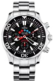 オメガ オメガメンズ2569.52.00Seamaster 300M Racing自動クロノメータークロノグラフ腕時計