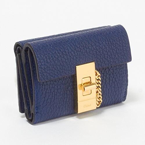 (クロエ) CHLOE 財布 3P0841-944 706 ROYAL NAVY 【DREW:ドリュー】 [並行輸入品]