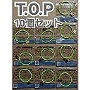 BIGBANG ローソン限定 T.O.P チャーム ヘアゴム 10個セット ゆうパケット 込 TOP