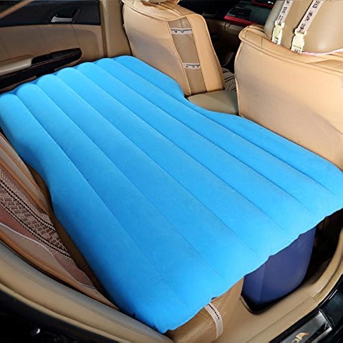 理容師三角形ペルセウスGYP 車インフレータブルベッドアウトドアキャンプカーベッドマットレスカーシートSUV車の自動車の車旅行旅行リアエッセンシャル ( 色 : D )