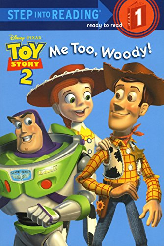 Me Too, Woody! (Step into Reading)の詳細を見る