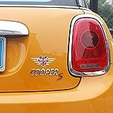 mini cooper I LOVE MINI sticker ミニ クーパー カー ステッカー [並行輸入品]