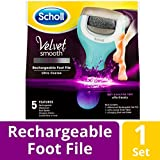 Scholl Velvet Smooth Pro Rechargeable Ultra Course Foot File