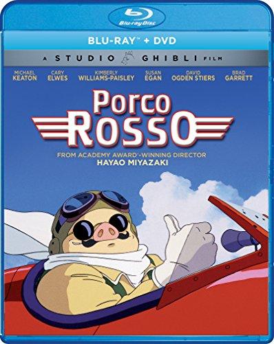 紅の豚 / Porco Rosso [Blu-ray & DVD] [Import]