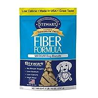 Stewarts Fiber Formula Medium Dog Biscuits - 26 oz. by Stewart