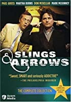 Slings & Arrows: Complete Collection [DVD] [Import]