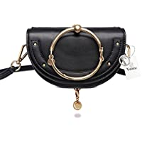 Yoome Womens Crossbody Shoulder Ring Handbags Noble Clutch For Ladies Cute Purse Wallet