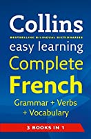 Collins Easy Learning Complete French Grammar, Verbs and Vocabulary