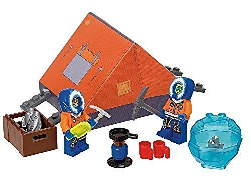 Lego City Arctic Polar Accessory Set with Fabric Tent 850932