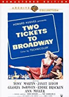 Two Tickets to Broadway [DVD] [Import]