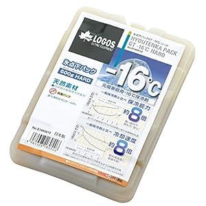ロゴス(LOGOS) 保冷剤 氷点下パック GTマイナス16度 ハード 600 長時間保冷