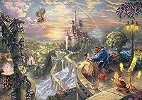 (59475) ドイツ発売●SD●ディズニー 美女と野獣(トーマス・キンケード) 1000ピース