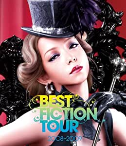 namie amuro BEST FICTION TOUR 2008-2009 [Blu-ray]