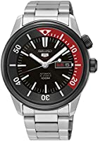 Seiko Men SRPB29K Year-Round Analog Automatic Silver Watch