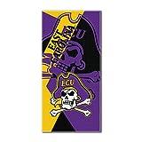 イーストパック amirshay, Inc East Carolina Pirates NCAA大きめサイズのビーチタオルパズルシリーズ(34in X 72in) (2- Pack)
