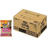 ニャンとも清潔トイレ 脱臭・抗菌チップ 小さめ 4.4L×4個(ケース販売) [猫砂]