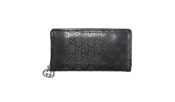 f73113b364c2 Amazon | グッチ(GUCCI) 財布 GGインプリメ 長財布 ラウンドファスナー ブラック 212110-FU49N-1000 【並行輸入品】  | GUCCI(グッチ) | 財布