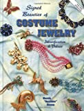 Signed Beauties of Costume Jewelry: Indentification & Values 画像