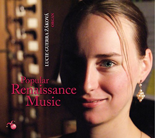 『ルシエ・ジャコヴァ:ルネサンスの音楽集』のトップ画像