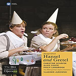 Humperdinck: Hansel & Gretel [DVD] [Import]